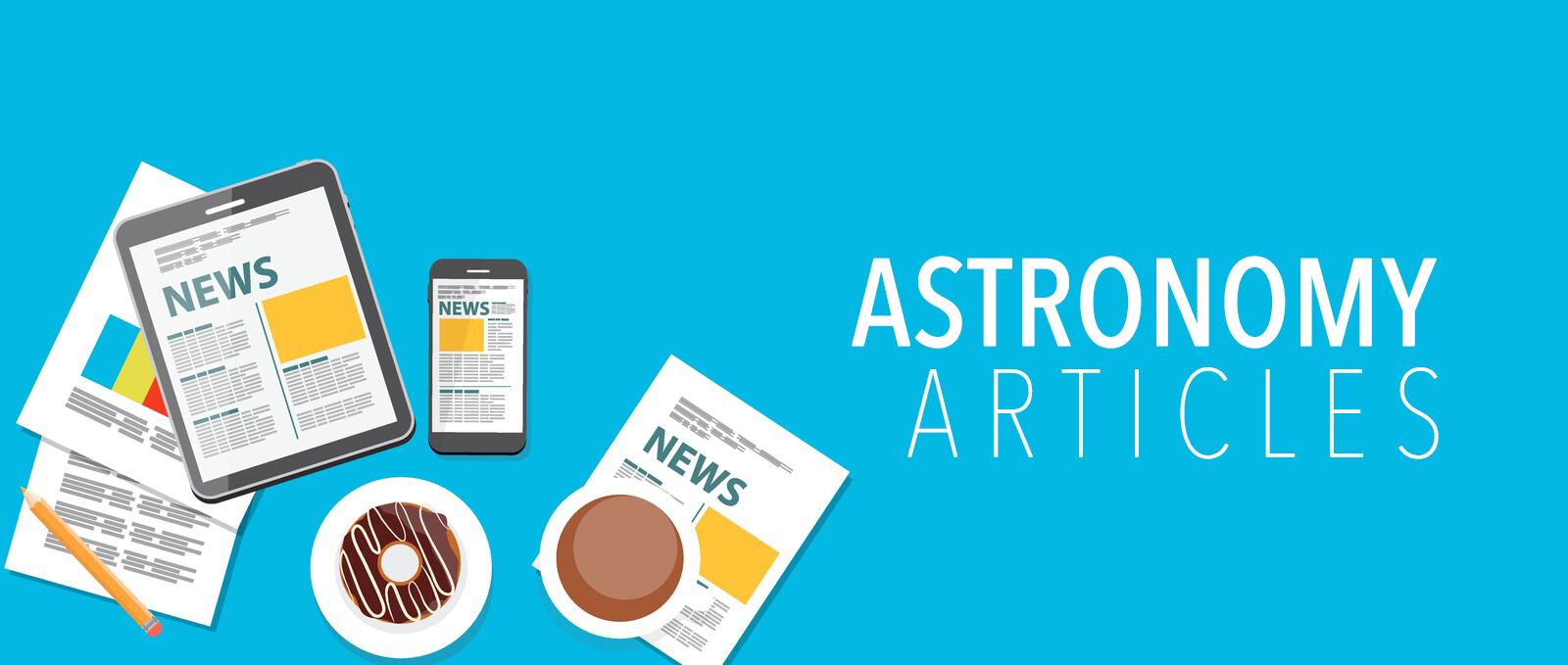 Astronomy Articles
